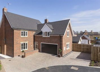 Thumbnail 5 bed detached house for sale in Green Farm Meadows, Seighford, Stafford