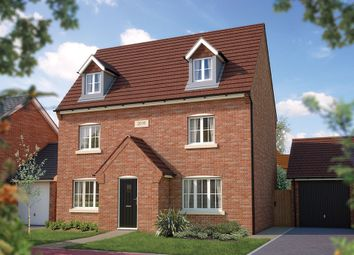 "Thumbnail 5 bed detached house for sale in ""The Chaucer"" at Coupland Road, Selby"