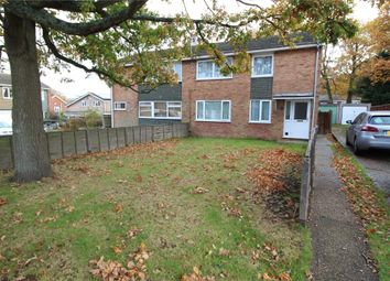 Thumbnail 2 bed maisonette for sale in Exton Close, Lordswood, Kent.