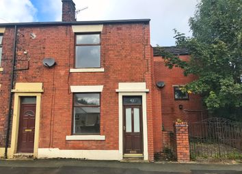 Thumbnail 1 bed terraced house to rent in New Road, Rochdale
