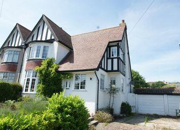 Thumbnail 4 bed semi-detached house for sale in Winsu Avenue, Preston, Paignton