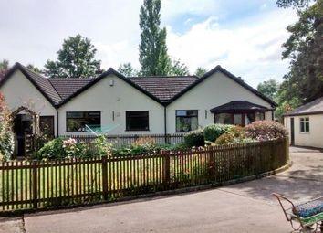 Thumbnail 5 bed equestrian property for sale in Crankwood Road, Crankwood Road, Abram, Wigan