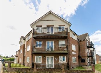 Thumbnail 2 bed flat for sale in Croxdale Road, Borehamwood