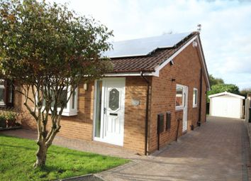 Thumbnail 2 bed semi-detached bungalow for sale in Kathan Close, Rochdale