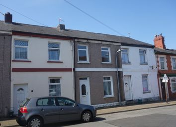 Thumbnail 3 bed terraced house to rent in Hewell Street, Penarth