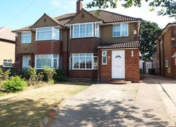 Thumbnail 3 bed semi-detached house for sale in Bannister Close, Slough