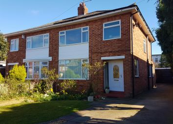 Thumbnail 3 bed semi-detached house for sale in Oldford Crescent, Acklam, Middlesbrough