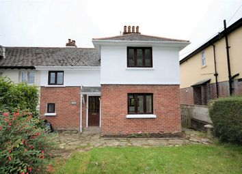 Thumbnail 3 bed semi-detached house for sale in Kenwyn Road, Truro, Cornwall