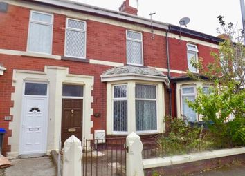 Thumbnail 4 bed terraced house for sale in St Heliers Road, Blackpool, Lancashire