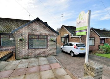 Thumbnail 2 bed semi-detached bungalow for sale in Rookery Drive, Rainford, St Helens