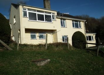 Thumbnail 4 bed detached house for sale in Bryn Celyn, Brecon Road, Crickhowell, Powys