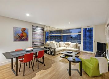 Thumbnail 2 bed flat for sale in Chelsea Bridge Wharf, London
