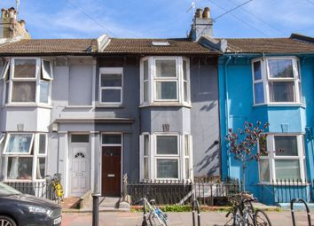 Thumbnail 5 bedroom terraced house to rent in Upper Lewes Road, Brighton