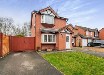 Thumbnail 3 bedroom detached house for sale in Pooley Way, Yaxley, Peterborough