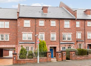 Thumbnail 5 bed town house for sale in Stansfield Drive, Warrington, Cheshire