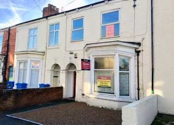 Thumbnail 5 bed terraced house to rent in Alexandra Road, Hull
