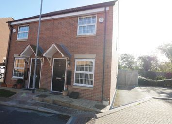 Thumbnail 2 bed semi-detached house for sale in Carter Street, Howden, Goole