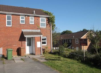 Thumbnail 3 bed end terrace house to rent in Penrith Close, Plymouth