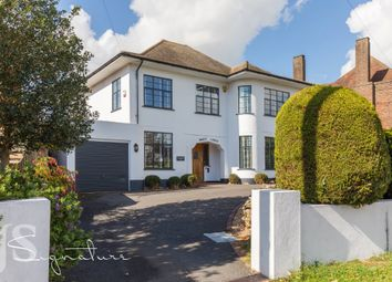 Buckingham Road, Shoreham-By-Sea BN43. 5 bed detached house for sale