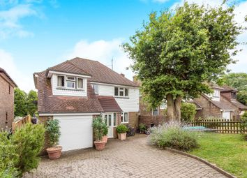 Thumbnail 5 bed detached house for sale in Hamsland, Horsted Keynes, Haywards Heath