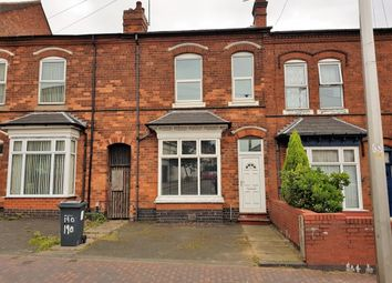 Thumbnail 3 bed terraced house for sale in Rookery Rd, Handsworth