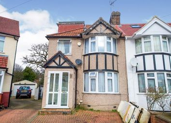 Thumbnail 4 bed semi-detached house for sale in Briarwood Close, Kingsbury, London, Uk
