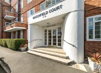 Watchfield Court, Sutton Court Road, Chiswick W4. 1 bed flat