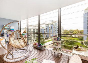 Thumbnail 2 bedroom flat to rent in Riverside Quarter, Wandsworth