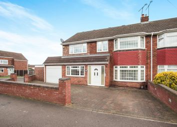 Thumbnail 5 bed semi-detached house for sale in Duncombe Drive, Dunstable