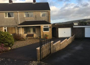 Thumbnail 3 bed property to rent in Crown Hill Drive, Crown Hill, Pontypridd