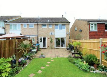 Thumbnail 3 bed end terrace house for sale in Goring Way, Partridge Green, Horsham, West Sussex.