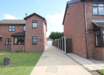 Thumbnail 3 bedroom semi-detached house to rent in Smiths Walk, Carlton Colville, Lowestoft