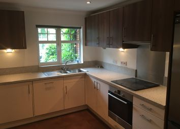 Thumbnail 4 bed town house to rent in Loxley Close, Church Road, Byfleet, Surrey