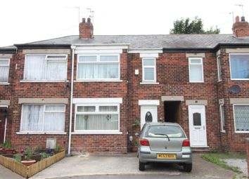 Thumbnail 2 bed terraced house for sale in Lyndhurst Avenue, Cottingham