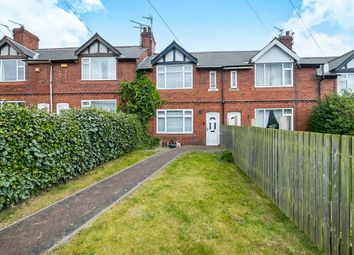 Thumbnail 3 bed terraced house for sale in Peter Street, Thurcroft, Rotherham