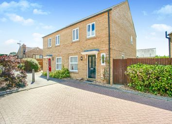 Thumbnail 3 bed semi-detached house for sale in Beresford Road, Ely