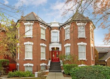 Thumbnail 1 bed flat to rent in St. Hildas Close, Christchurch Avenue, London