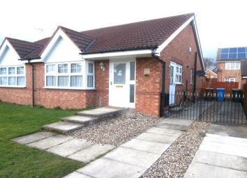 Thumbnail 2 bed bungalow to rent in Leadhills Way, Bransholme, Hull