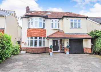 Thumbnail 5 bed detached house for sale in Eastwood Road, Rayleigh, Essex