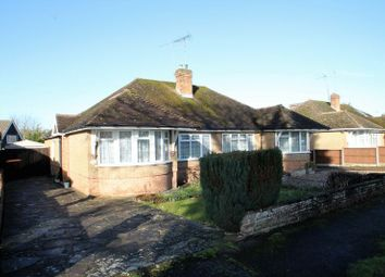 Thumbnail 2 bed semi-detached bungalow for sale in Medley Close, Eaton Bray, Bedfordshire