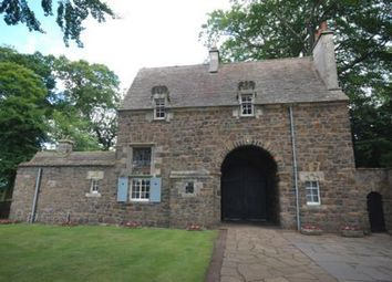 Thumbnail 3 bed detached house to rent in The Gatehouse, Earlshall Castle, Leuchars, St Andrews
