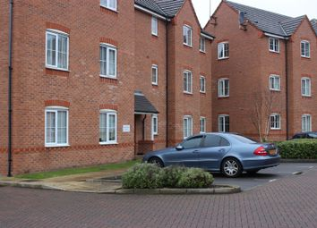 Thumbnail 2 bedroom flat for sale in Old College Drive, Wednesbury