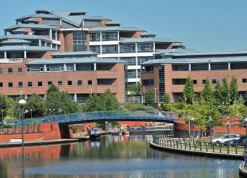 Thumbnail 1 bed flat for sale in Waterfront West, Brierley Hill, Dudley