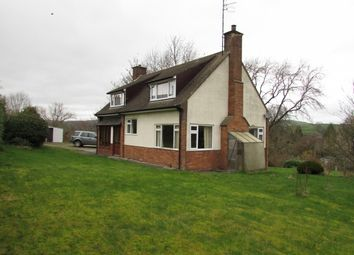 Thumbnail 3 bed detached house to rent in School Road, Clun