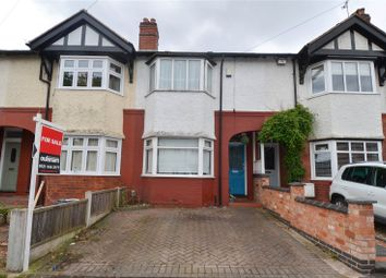 3 bed terraced house for sale in Taylor Road, Birmingham, West Midlands B13