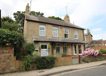 Thumbnail 2 bed semi-detached house for sale in Silver Street, Ely