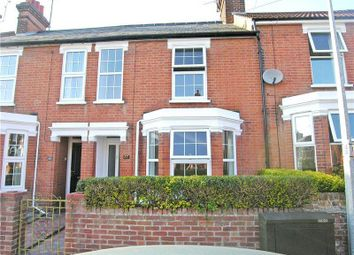 Thumbnail 3 bed terraced house for sale in Broom Hill Road, Ipswich