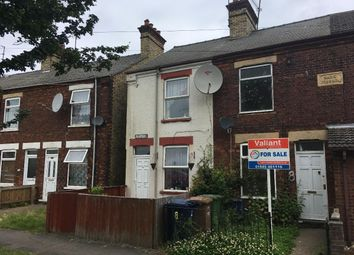 Thumbnail 3 bed terraced house for sale in Mount Pleasant Road, Wisbech
