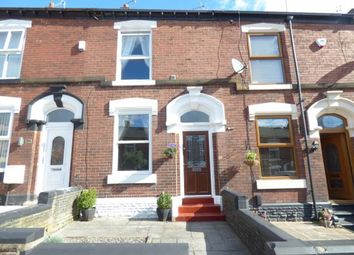 Thumbnail 2 bed terraced house for sale in Edward Street, Ashton-Under-Lyne, Greater Manchester