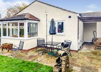 Thumbnail 2 bedroom detached bungalow for sale in Selby Road, Riccall, York
